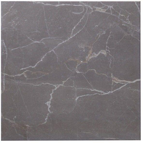 Płytka podłogowa Elegance Marble Colours 45 x 45 cm silver 1,42 m2