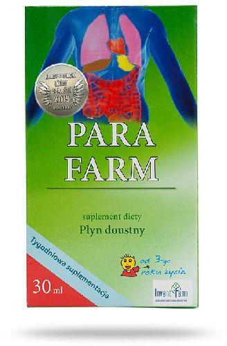 Para Farm płyn doustny 30 ml