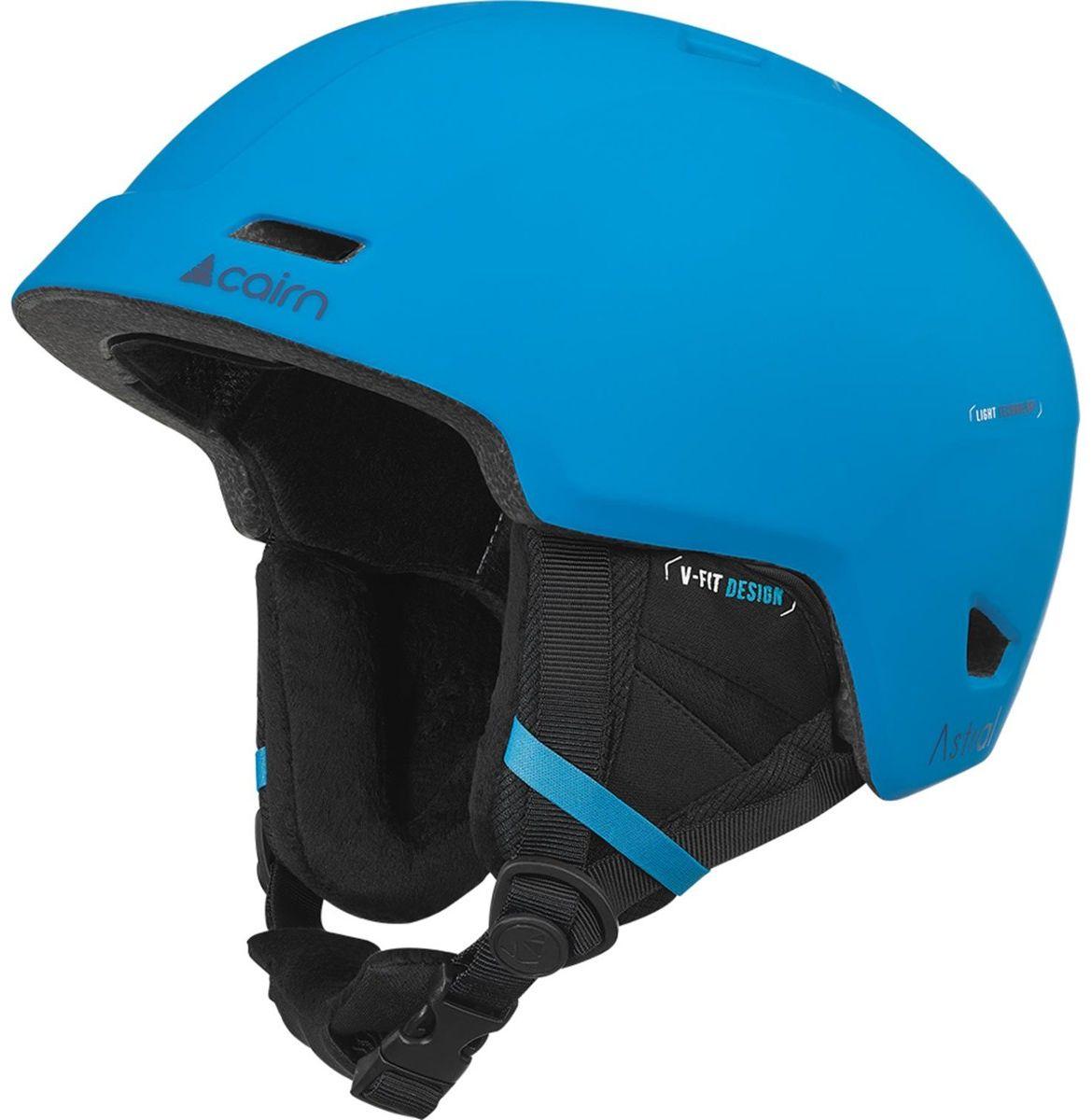 CAIRN kask zimowy narciarski/snowboardowy ASTRAL niebieski Rozmiar: 62-65,060614032