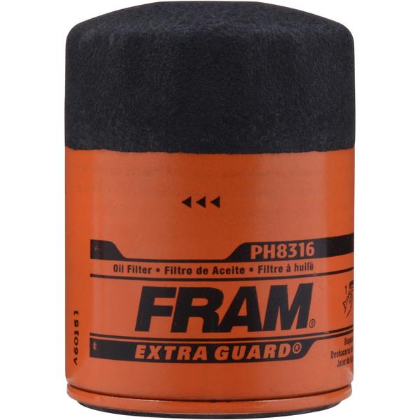 Filtr oleju PH8316