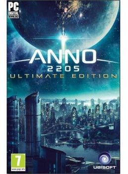 Anno 2205 - Ultimate Edition PL (Digital - klucz Uplay)
