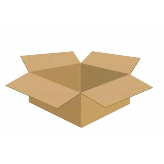 Karton klapowy tekt 3 - 200 x 200 x 100 410g/m2 fala B