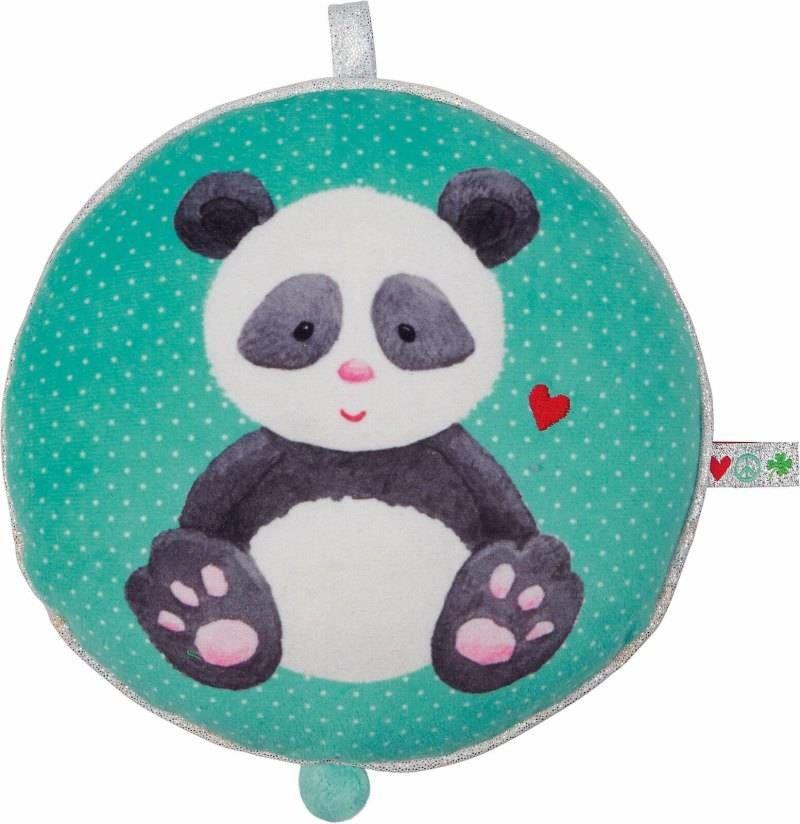 Pozytywka Miś Panda S16097-Spiegelburg, zabawki dla niemowląt