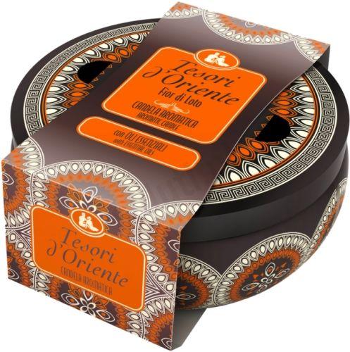 Tesori d''Oriente Kwiat lotosu - świeca zapachowa (200 g)