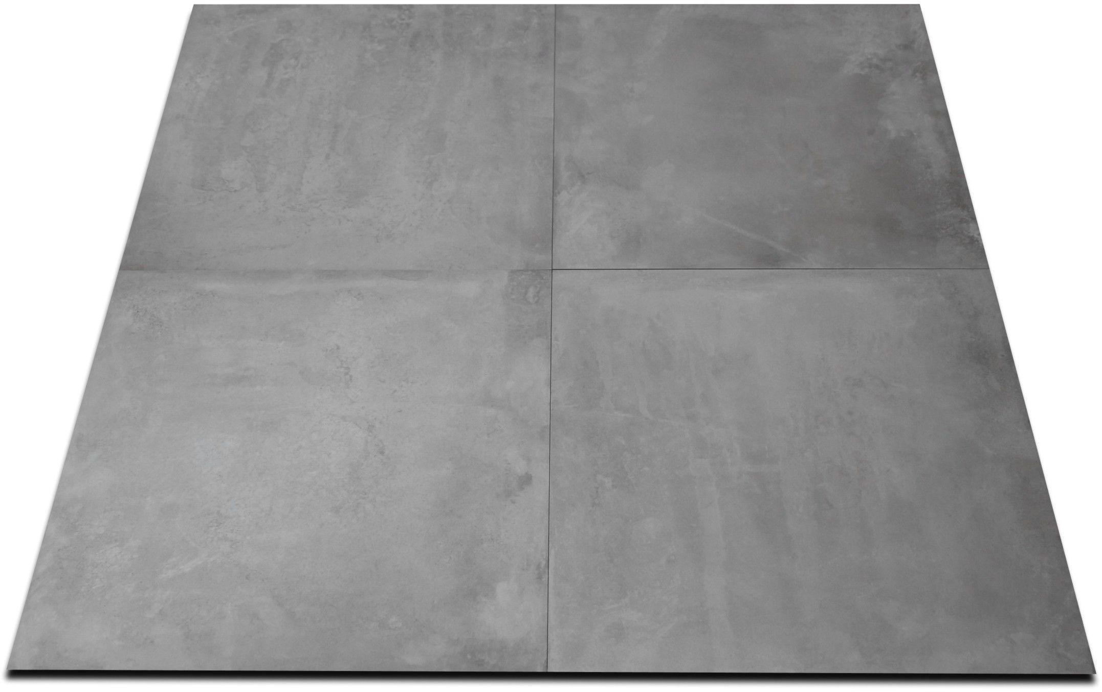 Icon Silver 60x60 płytki betonopodobne