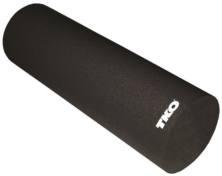 Roller piankowy do masażu Foam Roller 45cm 182FR TKO