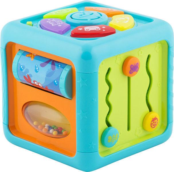 Buddy Toys Kostka edukacyjna Cube BBT 3030