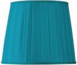 Klosz lampy plisowanej, kształt US Ø 45 x 33 x 36,5 cm, turkusowy