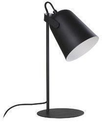 Lampa biurkowa Siri czarna