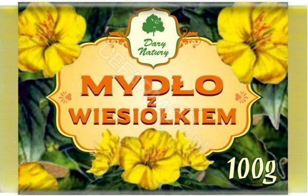 DARY NATURY Mydło z Wiesiołkiem 100 g