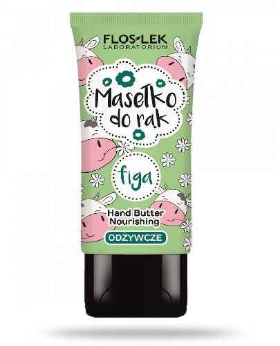 Flos-Lek Masełko do rąk odżywcze figa 50 ml