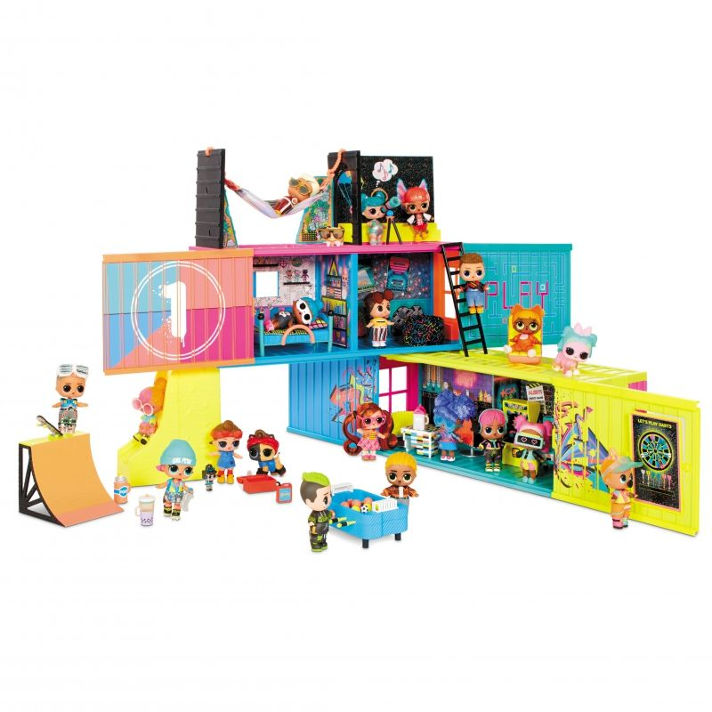 L.O.L. Surprise Clubhouse Playset Domek Klubowy LK