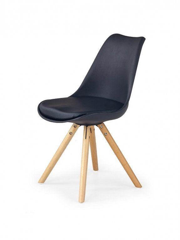 Krzesło K201 - czarne