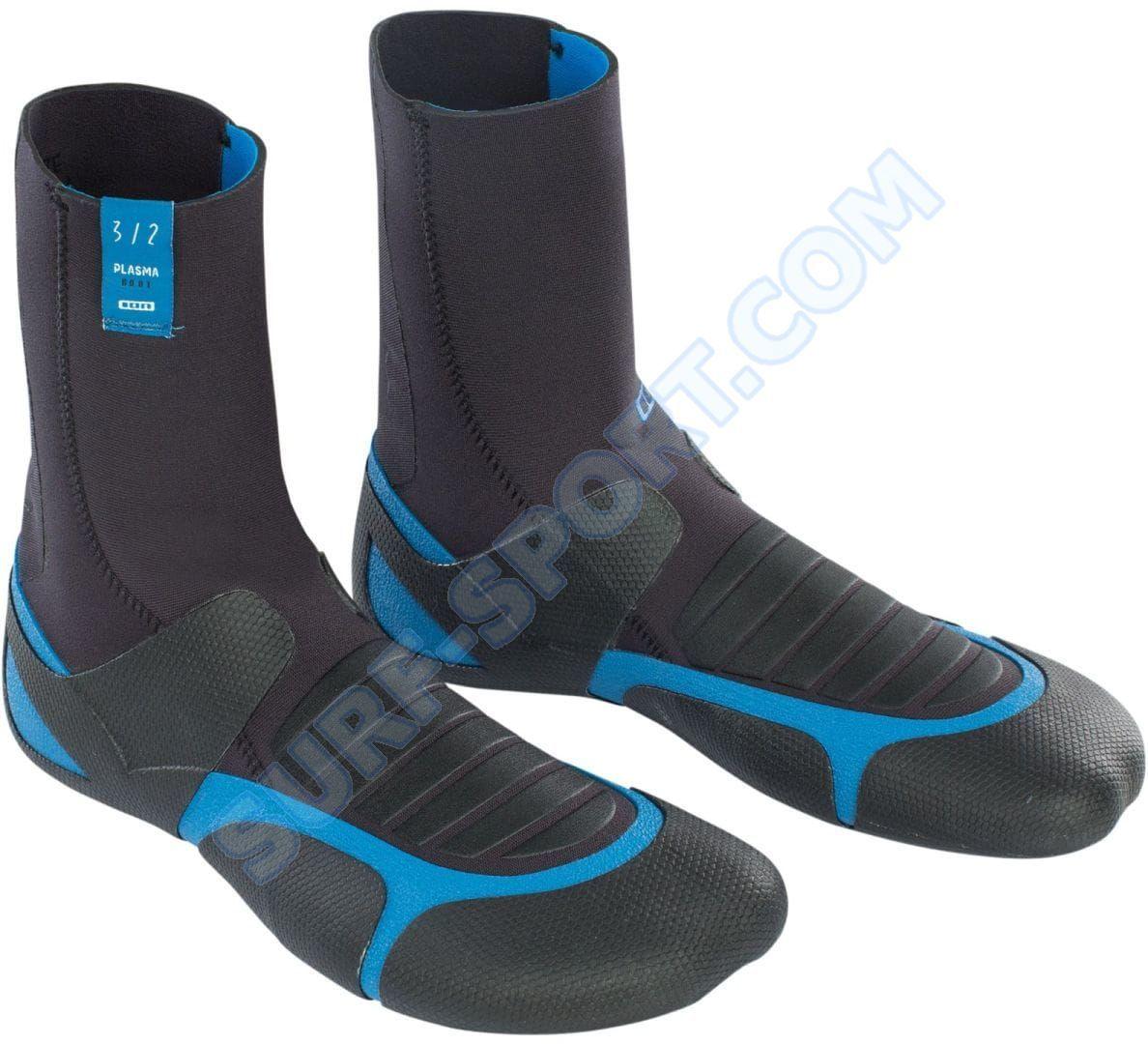 Buty Neoprenowe Wysokie ION Plasma Boots NS 3/2 2020 Black/Blue