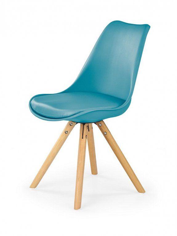 Krzesło K201 - turkusowe