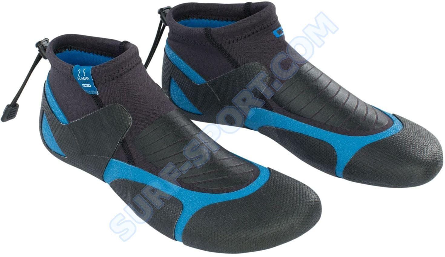 Buty Neoprenowe Niskie ION Plasma Shoes 2.5 RT -2021 Black/Blue