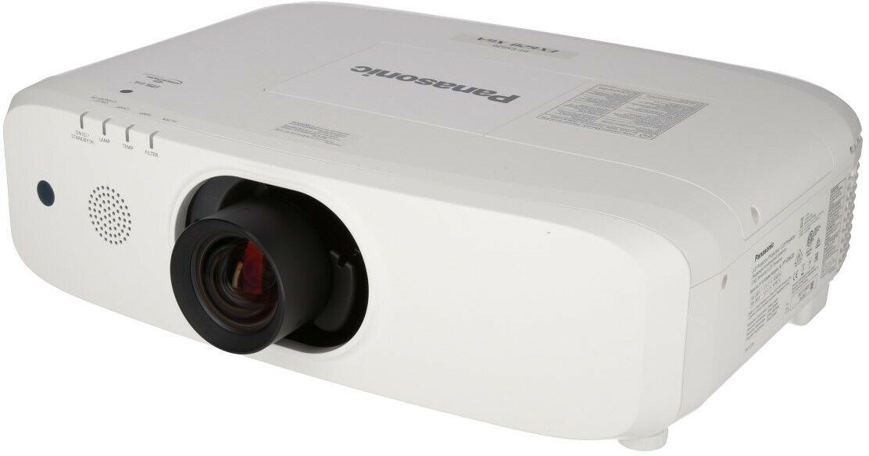Panasonic PT-EX620E z obiektywem