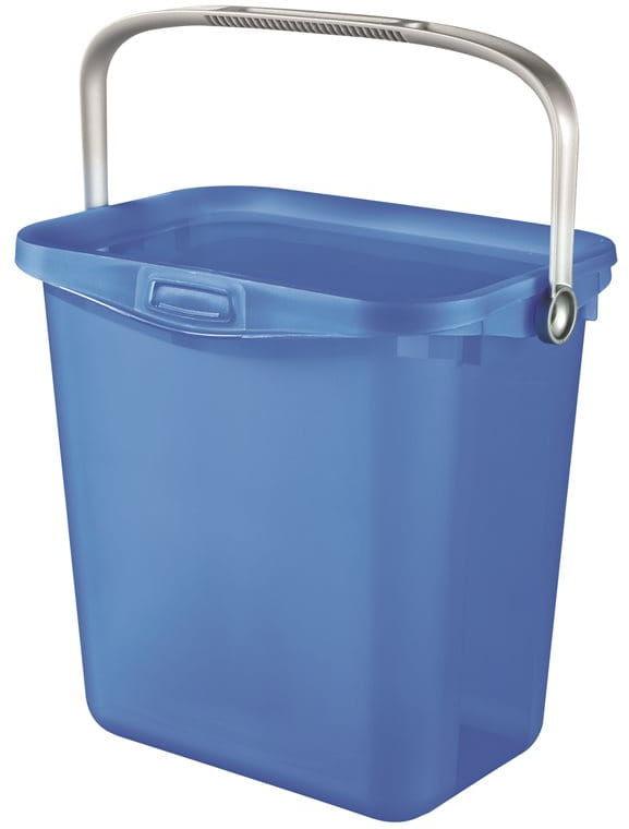 Pojemnik Multibox 6 L Niebieski Na Karmę Proszek Curver