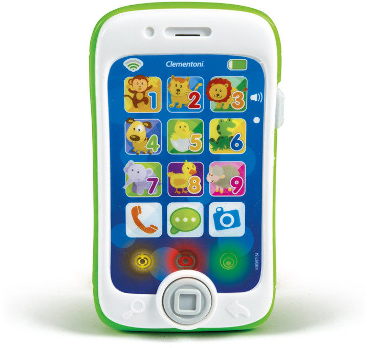 Clementoni Smartfon - dotykaj i graj 17223