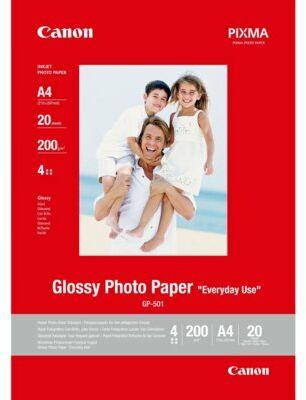 Papier fotograficzny CANON GP-501 A4 20 szt.