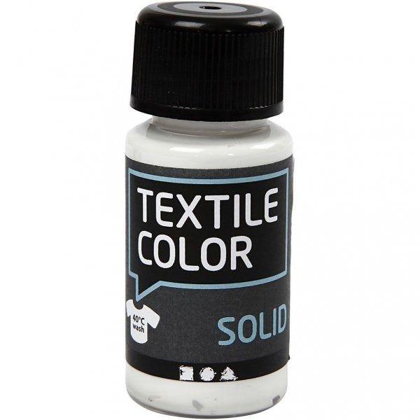 Farba do ciemnych tkanin koszulek t-shirtów 50ml