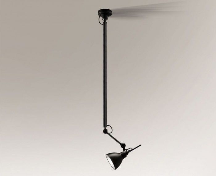 Lampa wisząca DAISEN 5625 Shilo czarny