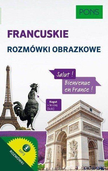 Rozmówki obrazkowe. Francuski PONS - praca zbiorowa