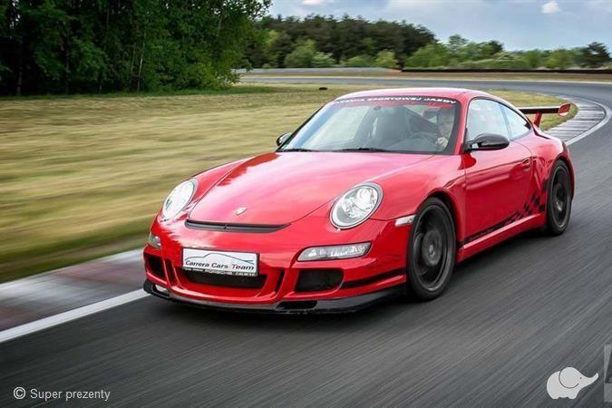 Jazda Porsche 911 (997) GT3 Mk. I Tor Poznań