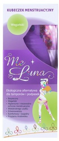 Kubeczek menstruacyjny rozmiar M - Me Luna