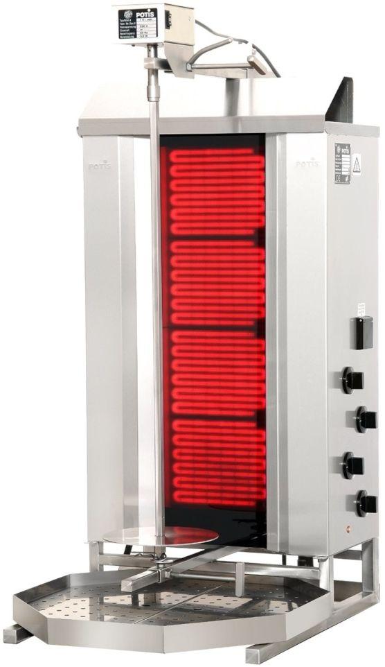 Gyros (kebab) elektryczny - do 50 kg POTIS CE4