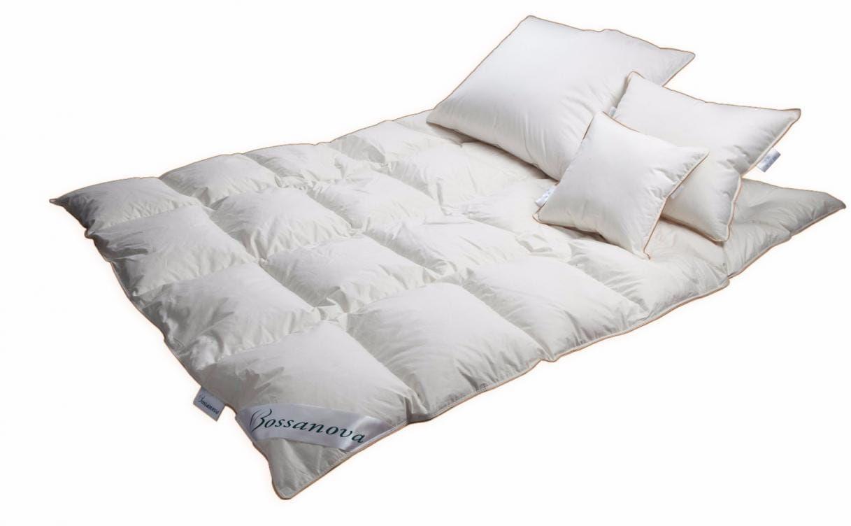 Poduszka Puchowa 40x40 Bossanova Soft