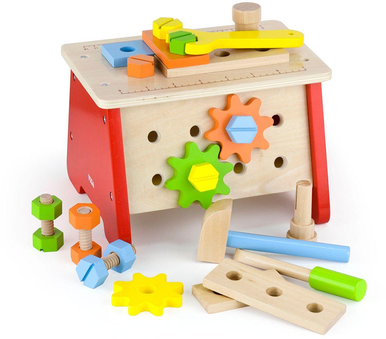 Viga Zabawki - 51621 - stół warsztatowy