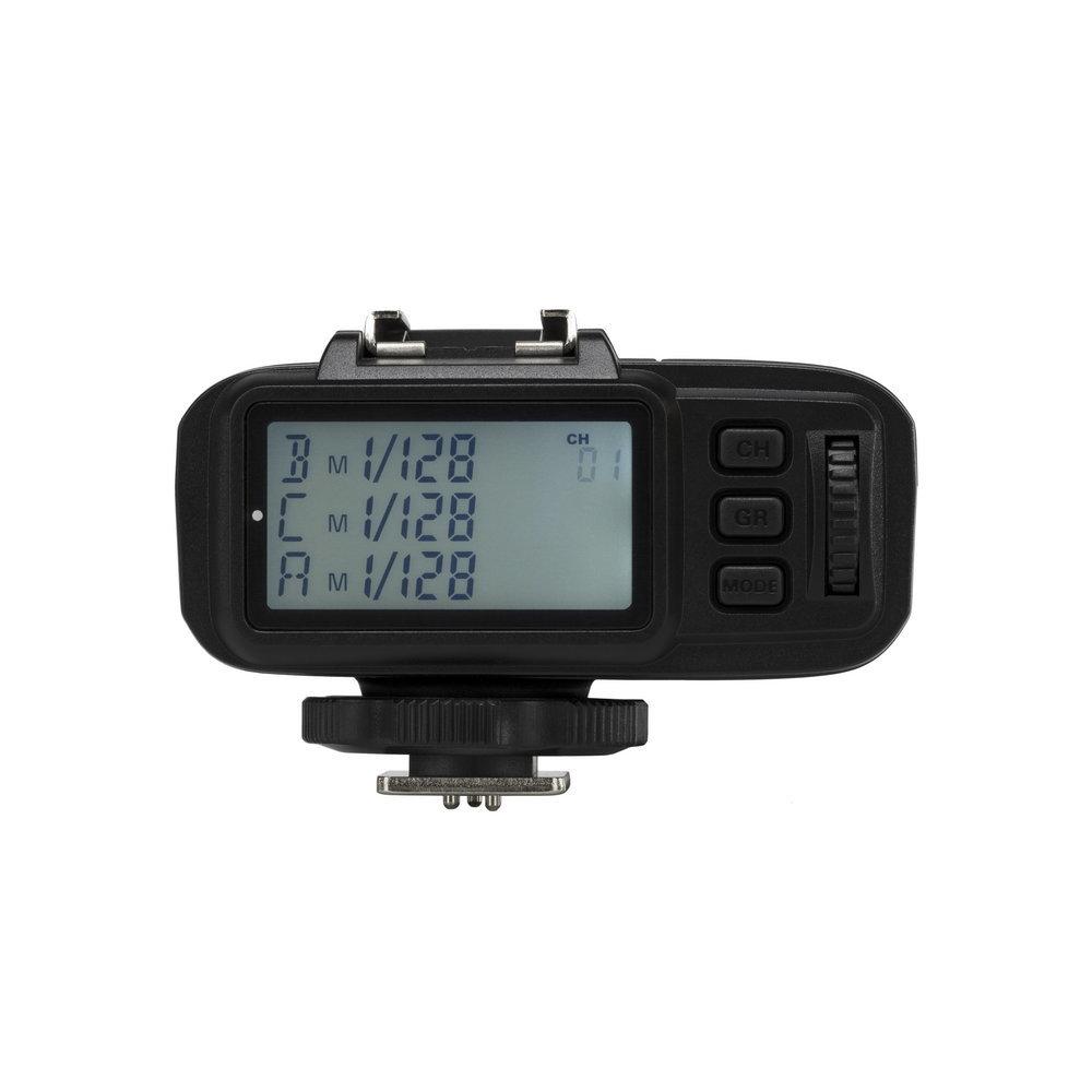 Quadralite Navigator X - system zdalnego sterowania do lamp błyskowych / Canon Quadralite Navigator X C