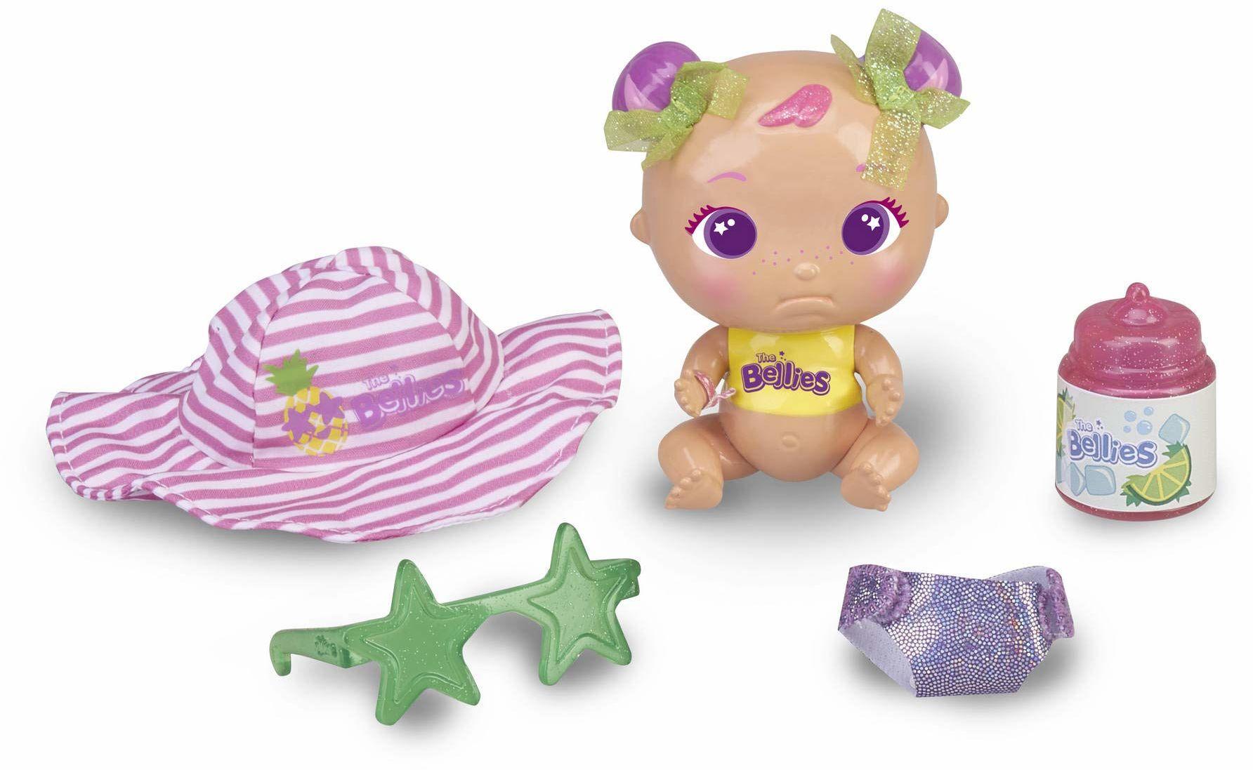 The Bellies  Mini No Sunsurprise, lalka dla chłopców i dziewczynek od 3 lat (Famosa 700015608)