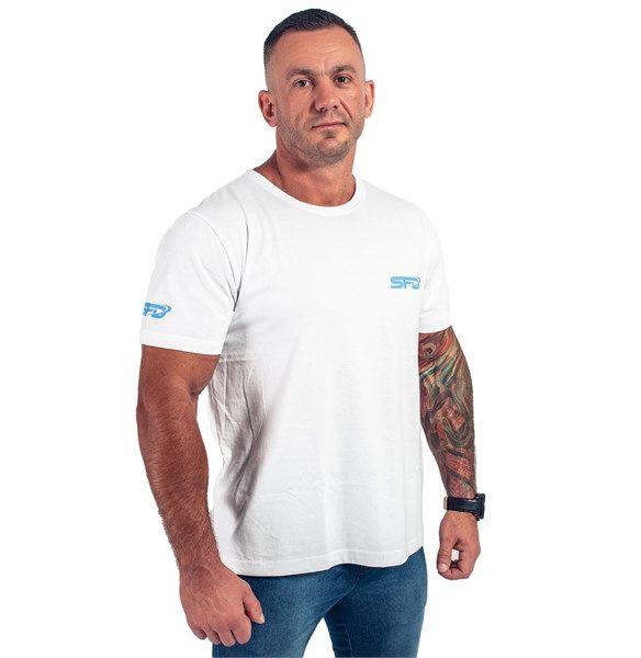 T-Shirt Athletic Biały 1szt