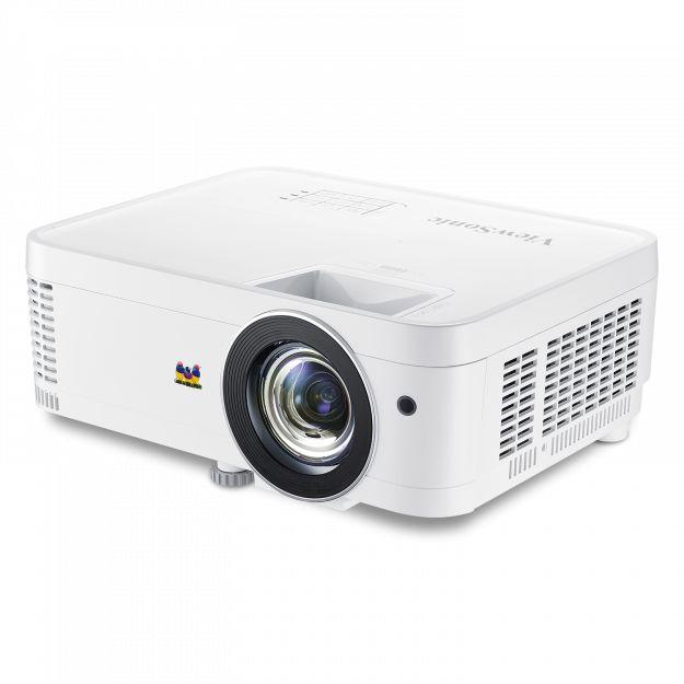 Projektor ViewSonic PX706HD - DARMOWA DOSTWA PROJEKTORA! Projektory, ekrany, tablice interaktywne - Profesjonalne doradztwo - Kontakt: 71 784 97 60