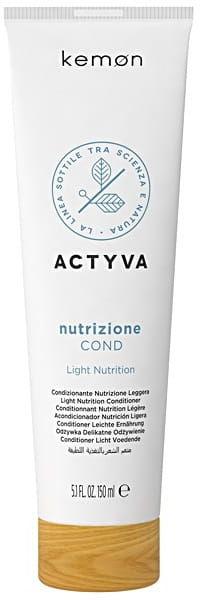 Kemon Actyva Nutrizione Light Cond odżywka 150ml nawilża suche włosy