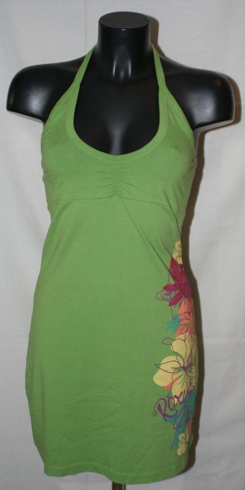 sukienka damska ROXY 27 django fatigue green