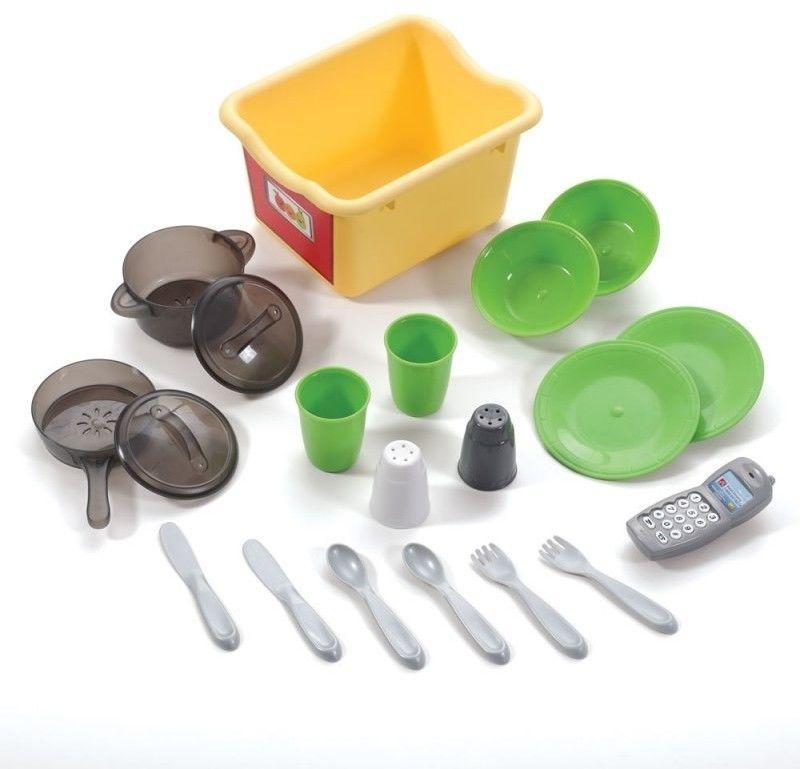 Step2 Interaktywna Kuchnia Dla Dzieci 20 Akc. Kolorowa