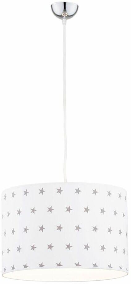 Lampa wisząca dziecięca MAGIC 4133 biała gwiazdki  Argon  Sprawdź kupony i rabaty w koszyku  Zamów tel  533-810-034