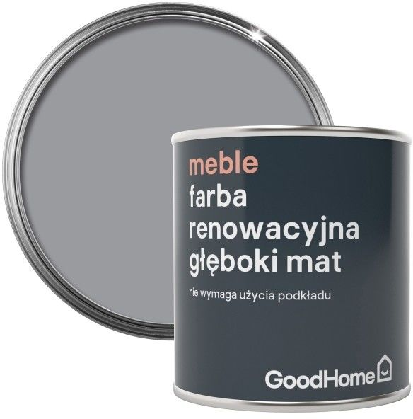 Farba renowacyjna GoodHome Meble queens mat 0,125 l