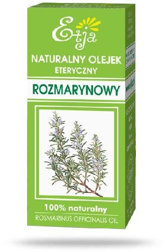 Etja Rozmarynowy naturany olejek eteryczny 10 ml