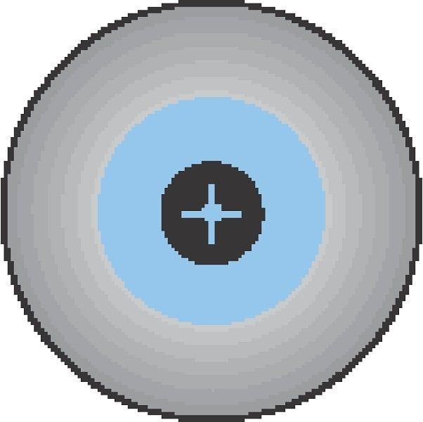 wkrętak krzyżowy izolowany do śrub Pozidriv, rozmiar PZ2, VDE ERGO Bahco [BE-8820S]