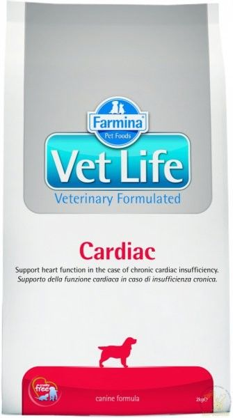 Farmina Vet Life Cardiac 2kg Cat