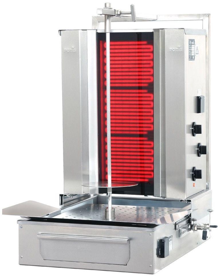 Gyros (kebab) elektryczny - do 40 kg POTIS F CE3