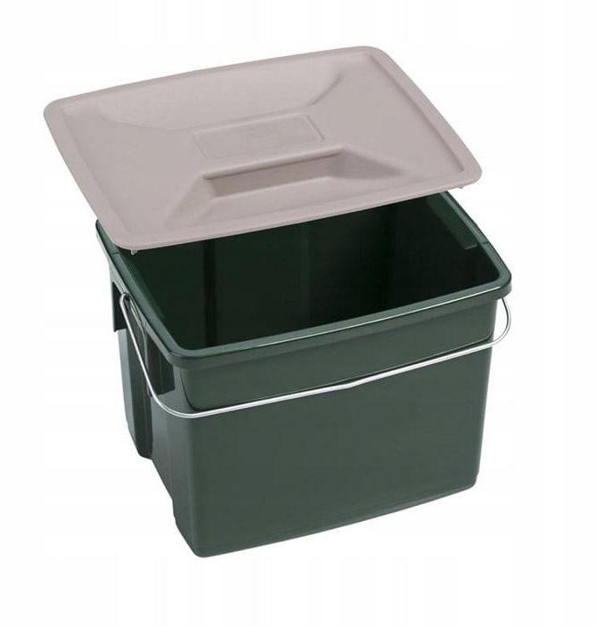 Pojemnik Na Odpady Organiczne 6L Z Pokrywką BioBox Curver