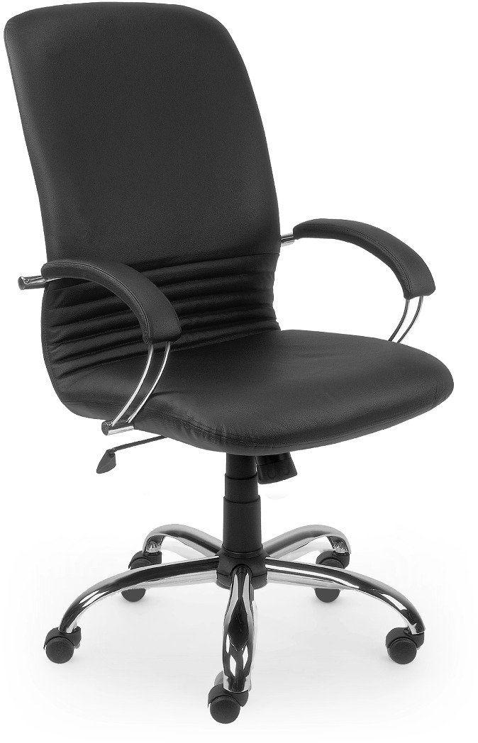 Fotel biurowy MIRAGE czarny  Kupuj w Sprawdzonych sklepach