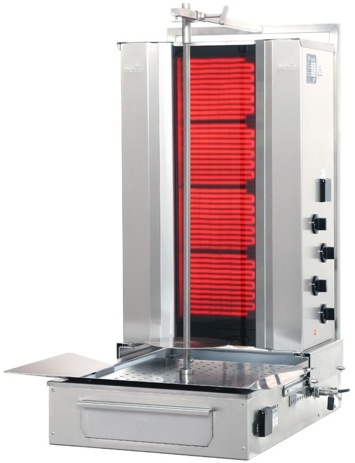 Gyros (kebab) elektryczny - do 70 kg POTIS F CE4