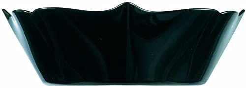 Luminarc Miseczka na musli Authentic Black, szkło, 16 cm