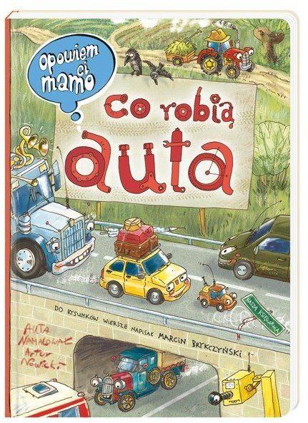 Opowiem ci, mamo, co robią auta - Artur Nowicki, Marcin Brykczyński